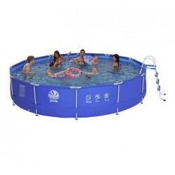 Röhrenförmigen Pool rund 450 x 90 PoolMarina
