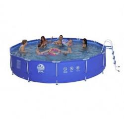 Röhrenförmigen Pool rund 540 x 122 PoolMarina
