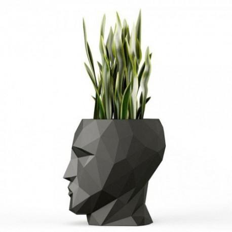 adan pot outdoor vondom anthracite 70. Black Bedroom Furniture Sets. Home Design Ideas