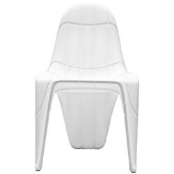 F3 sedia Vondom bianco