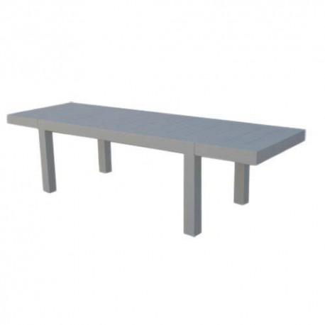 Jut Mesa 280 Table rectangular Vondom grey