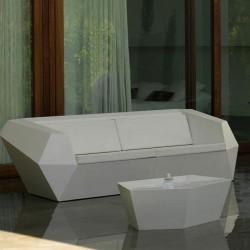 Blanco sofá de FAZ Vondom