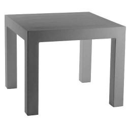 Jut Mesa 90 Tisch hoch Vondom grau