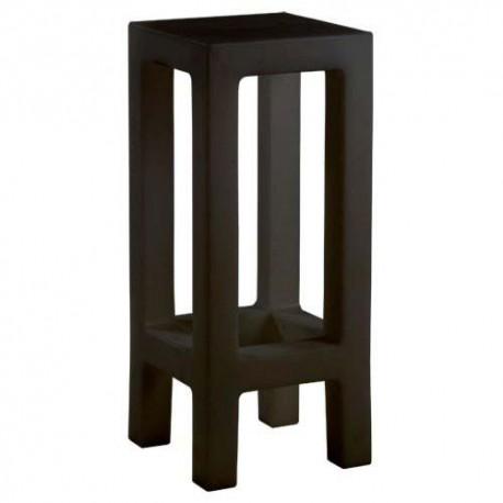 Jut Taburete stool top Vondom black