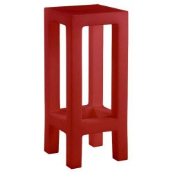 Jut Taburete Hocker Top Vondom rot