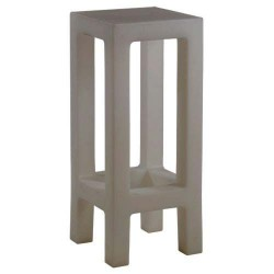 Jut Taburete Hocker Top Vondom grau