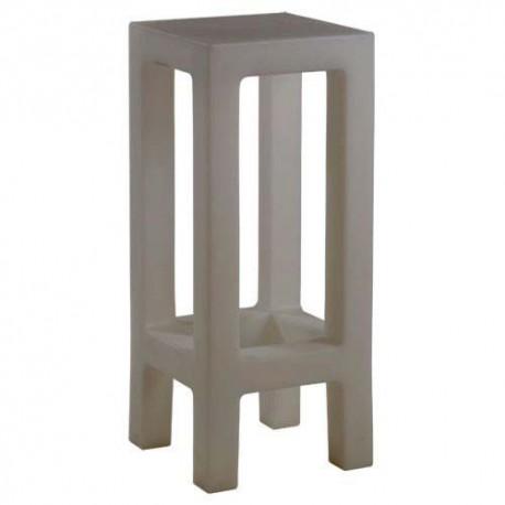 Jut Taburete stool top Vondom grey