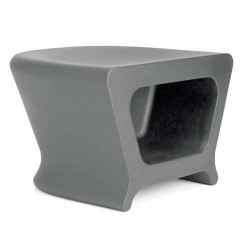 PAL Mesa Table Vondom grey