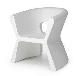 PAL-Furche Chair Vondom weiß