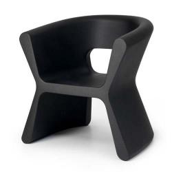 PAL-Furche Chair Vondom schwarz