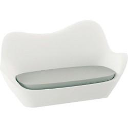 Empuxo de Sabinas sofá branco