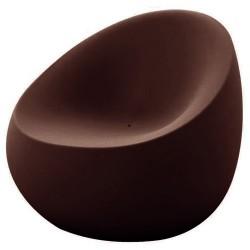 Stone armchair Vondom Bronze