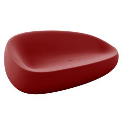 Stone Sofa Vondom Red