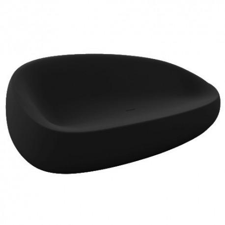 Stone Sofa Vondom schwarz