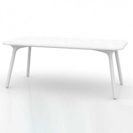 Tabelle Sloo 180 X 90 Vondom 180 X 90 weiß