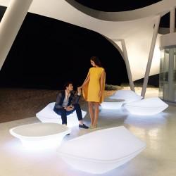 UFO-Sessel Vondom weiß