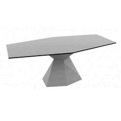 Scheitelpunkt Mesa Tabelle Vondom grau