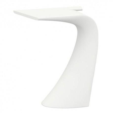Wing Table Vondom white Matt