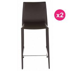 2er Set Stühle Schokolade KosyForm Werk Plan