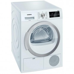 Condensation Siemens WT46G401FF dryer