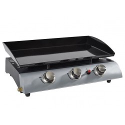 Plancha 7500w gas Kitchen Chief 1003 A enamelled steel plate