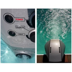 Nadando contra a corrente Aquajet Jet 100 fluxo PoolMarina