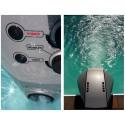 Schwimmen gegen aktuelle Aquajet Jet 100 Stream PoolMarina