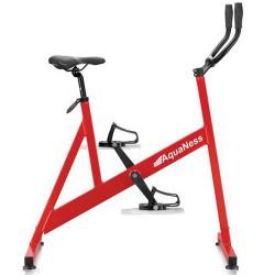 تجمع أكوانيس V1 الأحمر الدراجة