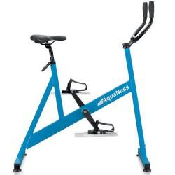 أكوانيس V1 زرقاء واضحة تجمع دراجة