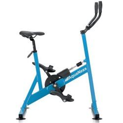 Pool AquaNess V2 blauer Himmel Fahrrad
