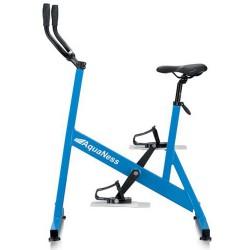 Pool AquaNess V3 blau Fahrrad