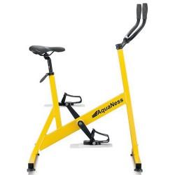 Pool AquaNess V3 gelben Fahrrad
