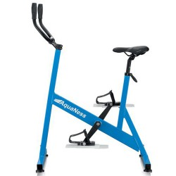 أكوانيس V3 الأزرق واضحة تجمع دراجة