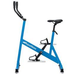 AquaNess V3 blau klar Pool Fahrrad