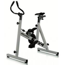 Pool-AquaNess V4-grauen Aluminium-bike