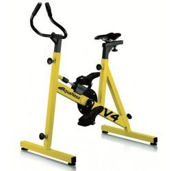 Pool-AquaNess V4 gelb-bike