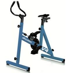 Pool AquaNess V4 hell blaues Fahrrad