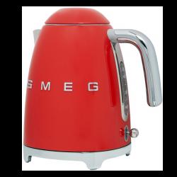 SMEG KLF03RDEU Rot 1,7 Liter schnurlose Wasserkocher