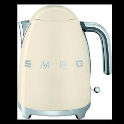 SMEG KLF03CREU Creme 1,7 Liter schnurlose Wasserkocher