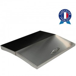 Cover for Plancha all Inox Lagoa 3 gas rings