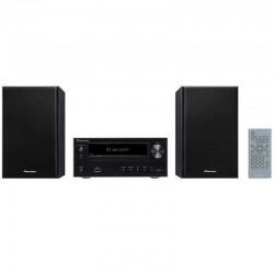 Pioneer Micro string Black BlueTooth USB and CD