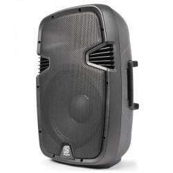 SKYTEC SPJ1500ABT Lautsprecher aktiv 38cm 15 Zoll 800W MP3 SD, die