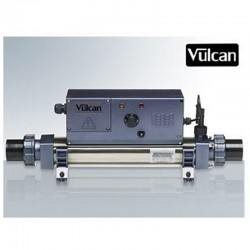 Electric pool Vulcan heater analog Mono titanium 4.5kW