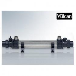 Vulcan 70kW-Titan Rohr Wärmetauscher