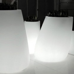 Pot Light Stone Vondom weiß