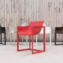 Wall Street Vondom Red Chair