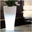 Curvada Vondom H100 LED white light pot