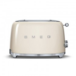 Toaster TSF01CREU Toaster Creme Smeg