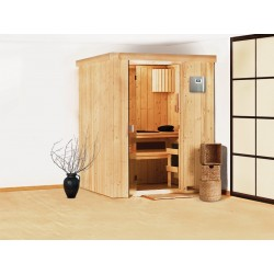Sauna steam 3.6 kW traditional Finnish 2-3 places Kubi Prestige - VerySpas Selects