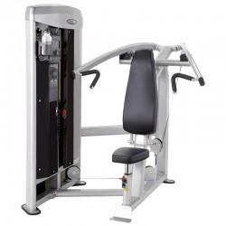 Presse à Epaules Machine Pro MSP-800 Mega Power Steelflex